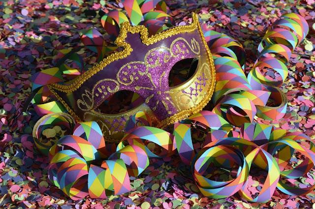 Máscara de Carnaval no artigo Cristão não pode participar do Carnaval - Blog Dança Cristã - Por Milene Oliveira