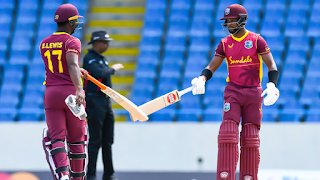 Cricket Highlightsz - West Indies vs Sri Lanka 3rd ODI 2021 Highlights