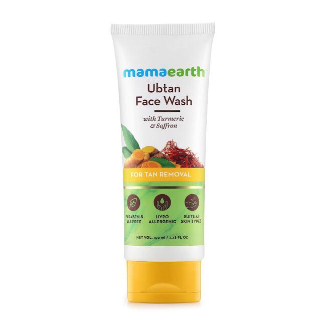 Mamaearth Ubtan Face Wash