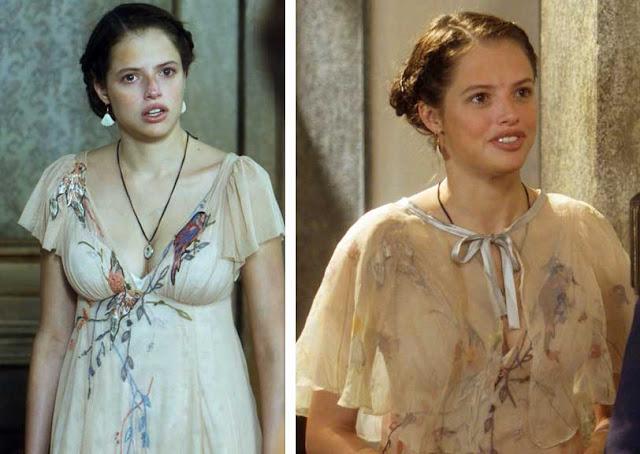 Vestidos  Domitila (Agatha Moreira)