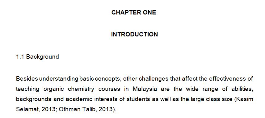 contoh essay ilmiah keteknikan