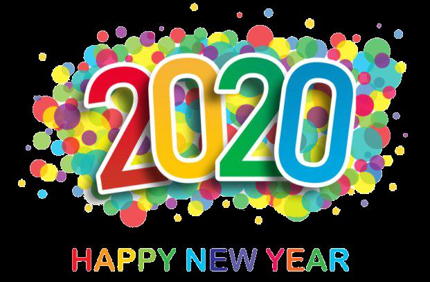 Avancera gott nytt år 2021