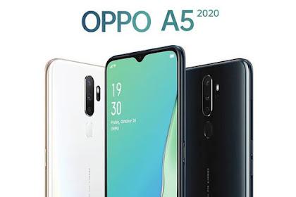 Firmware Oppo A5 (2020) CPH1931, CPH1933, CPH1943