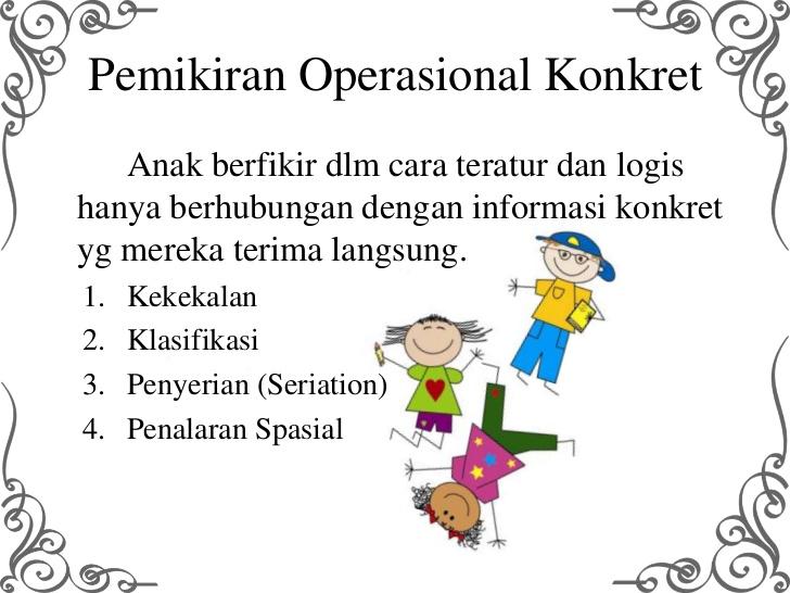 Bekerja dengan Pemikir Operasional Konkret