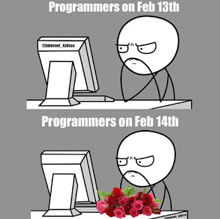 Val's Day,Programmers Memes