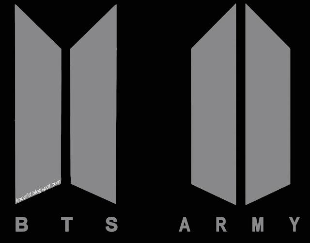 Logo Baru BTS dan ARMY ditahun 2017
