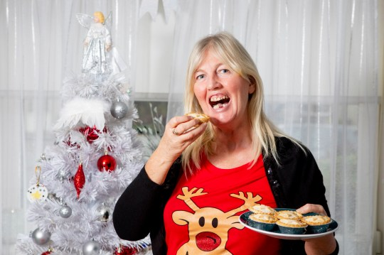 Mum needs teeth for Christmas after swallowing dentures while eating a mince pie