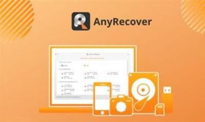 برنامج, AnyRecover, وظائفه, وجودة, استرداد, الملفات, المحذوفة, وكيفية, عمله