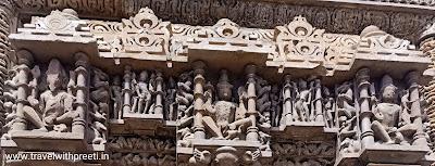 पार्वती मंदिर खजुराहो - Parvati temple Khajuraho