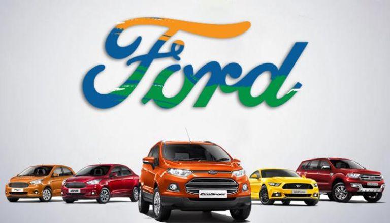 شعار شركة فورد الأمريكية