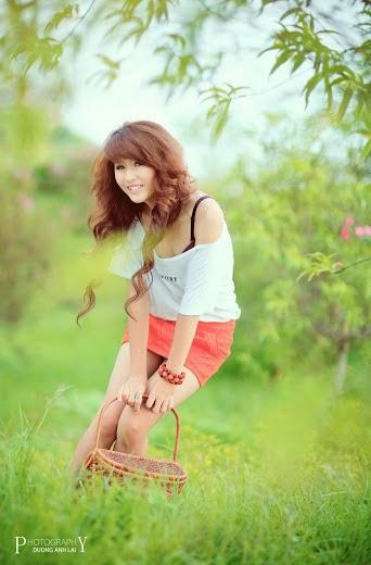 Album ảnh đẹp girl xinh Việt Nam - Ảnh 15