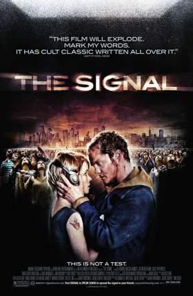 The Signal 2014 Dual Audio Hindi 300MB BluRay 480p
