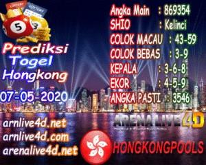 Prediksi HK Malam Ini 07 Mei 2020 - Prediksi Juara