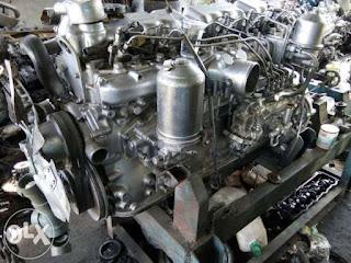 Mesin Mitsubishi Fuso