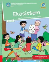 Buku tema 5 Siswa Kelas 5 k13 2017