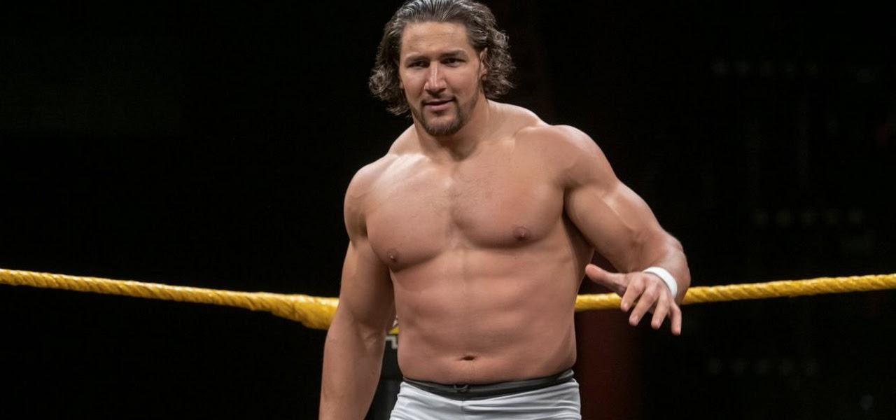 Riddick Moss retorna durante o WWE SmackDown