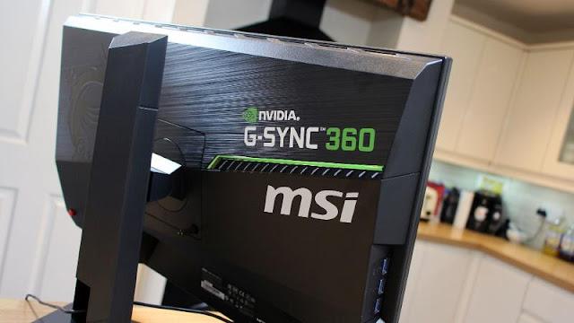 MSI Oculux NXG253R Review