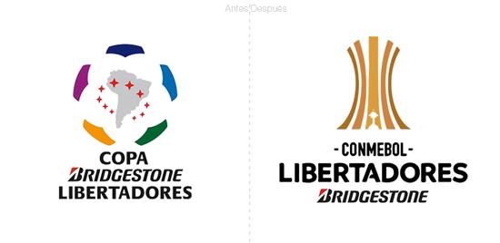 La Copa Conmebol Libertadores Bridgestone presenta su nuevo logo