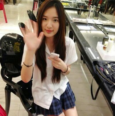 Punpun Sutatta Udomsilp Artis Thailand Paling Cantik