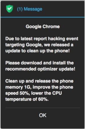 Google Chrome Update!