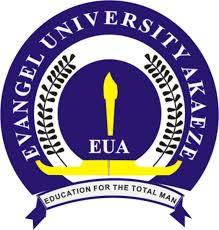 Evangel University Post-UTME / DE Screening Form 2020/2021
