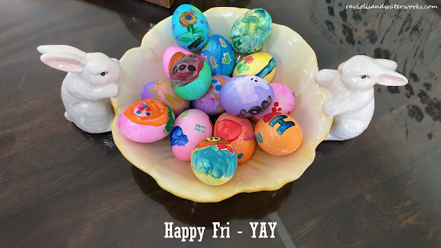 easter egg holder; easter egg bowl; pier one easter bowl; bowl to hold your easter eggs; easter fri-yay meme