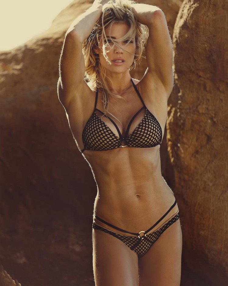 Torrie Wilson Fitness Model WWE 0007