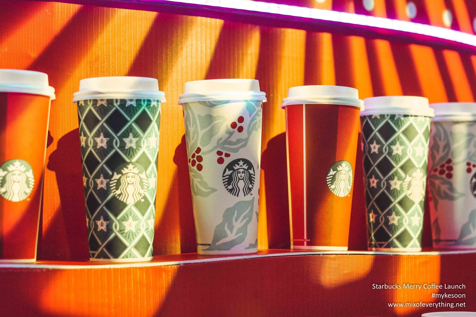 Starbucks Merry Coffee Launch 2019 Hello Welcome To My Blog
