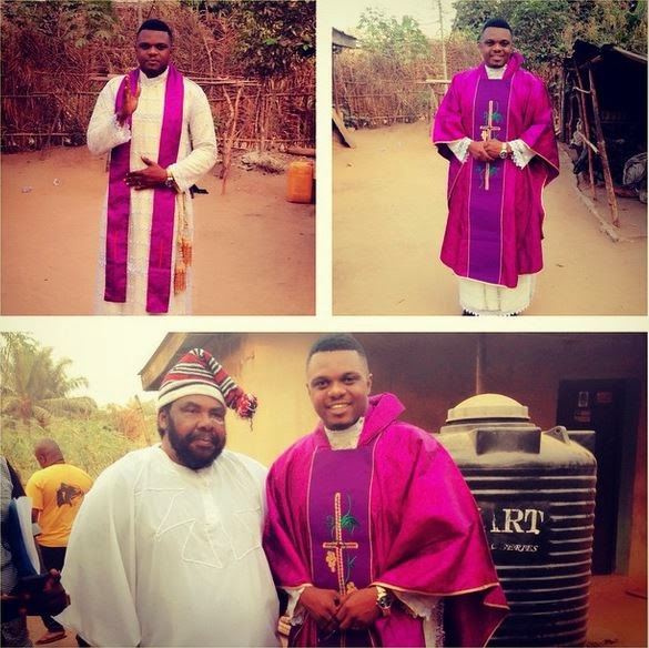 Our Father Nollywood Movie: Ken Erics Ugo, Pete Edochie