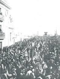 Semana Santa de 1916, un año de estrenos y disputas horarias en Sevilla