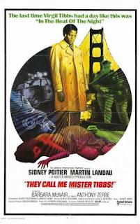 Ahora me llaman Señor Tibbs (1970) Thriller con Sidney Poitier