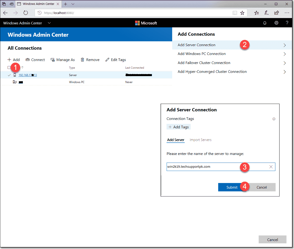 How to Administer and Manage Windows Server 2019 Core with