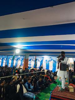 सीएए/एनपीआर और प्रस्तावित एनआरसी के विरुद्ध ढाका में  संविधान बचाओ संघर्ष मोर्चा के बैनर तले   पांचवे दिन भी प्रदर्शन जारी।