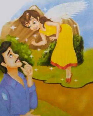 गरीब और स्वर्ग Stories in Hindi PDF for Kids