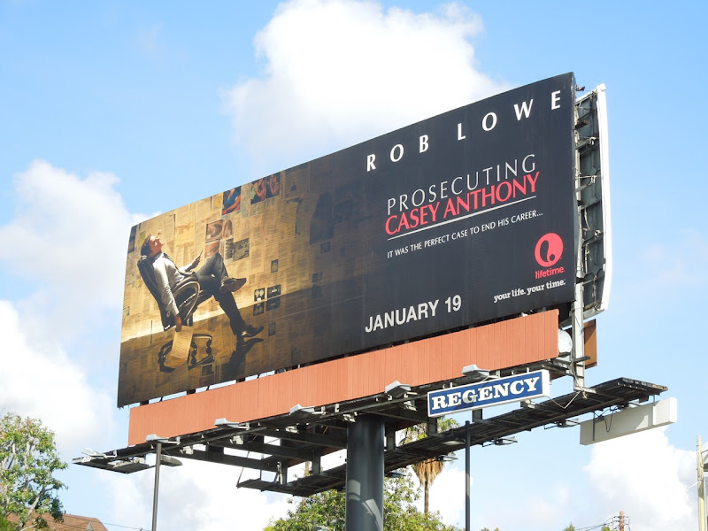 Prosecuting Casey Anthony billboard