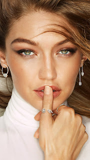 Model Girl Gigi Hadid Mobile HD Wallpaper