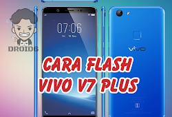 Cara Flash Vivo Y91 2019 Tanpa PC - DROID6   Tutorial Flash, Remove