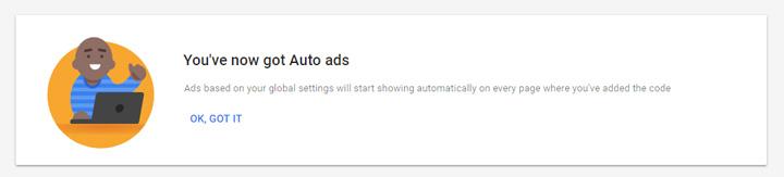 Google Adsense Perkenal Auto Ads - Bakal Tingkatkan Income USD Secara Automatik