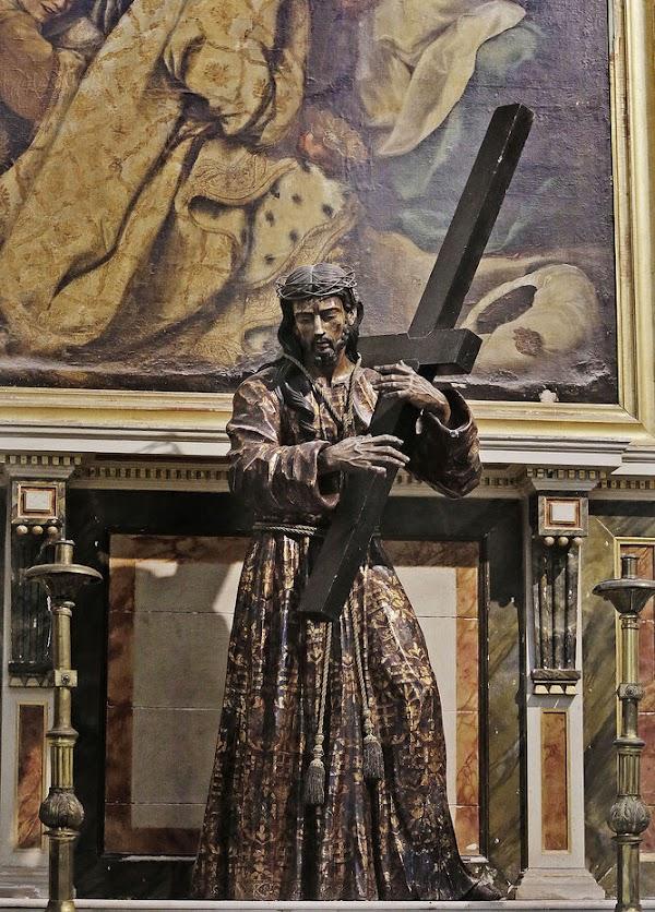 El vía crucis oficial de la Semana Santa de Cádiz