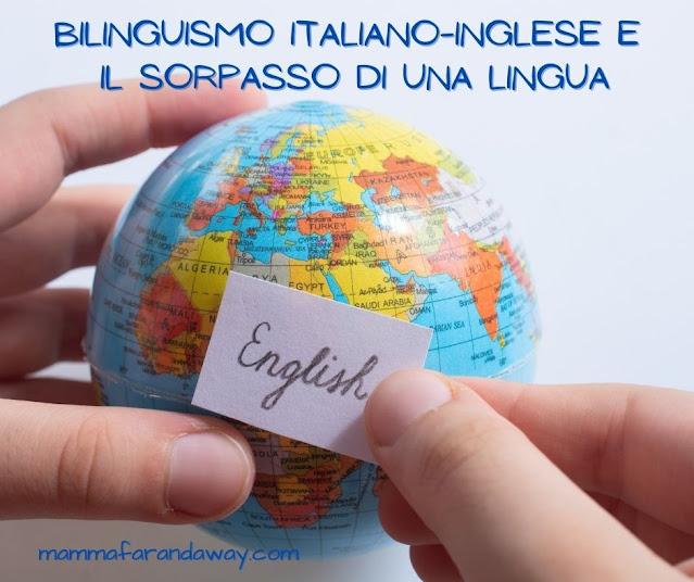Bilinguismo italiano inglese