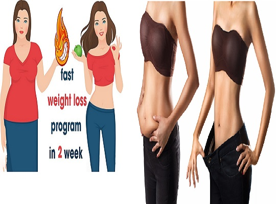 Plan Instructions To Lose Weight Fast in 2 Weeks Diet Plan