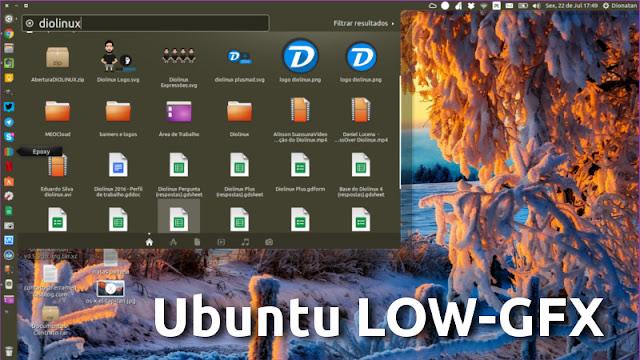 Ubuntu Low-GFX