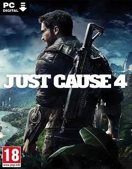 Capa Just Cause 4