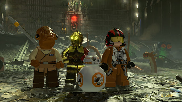 LEGO Star Wars The Force Awakens PC Full Version Screenshot 3
