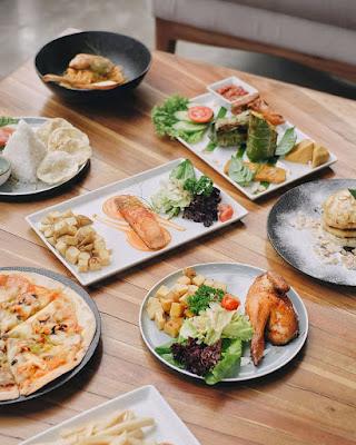 Tiket Masuk Dan Harga Menu Makanan Kalpa Tree Bandung