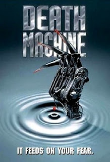 Theatrical Poster for DEATH MACHINE (1994)