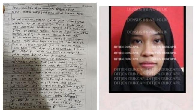 """Sejak Kapan Teroris Punya Kebiasaan Tulis """"Surat Wasiat"""", Fenomena Baru Kah?"""