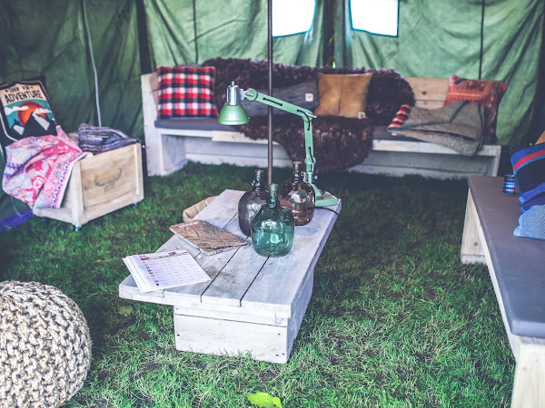 Glamping With Kids- 5 Hacks To Make Your Tent Camping Experience More Comfortable And Luxurious