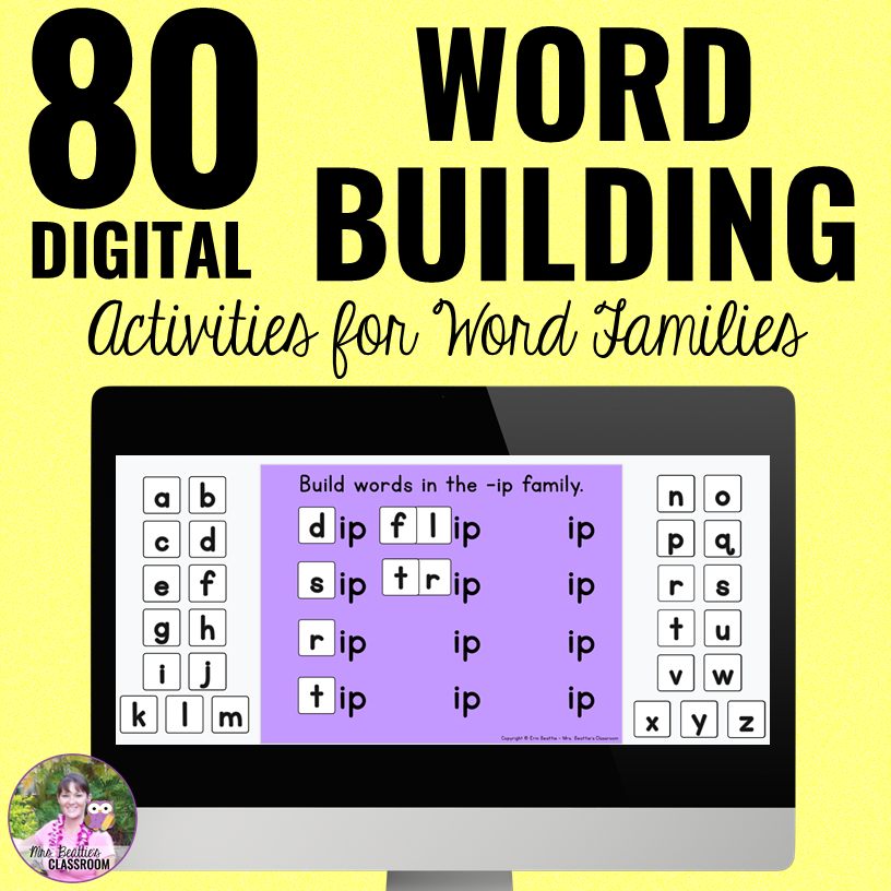 Digital Word Building