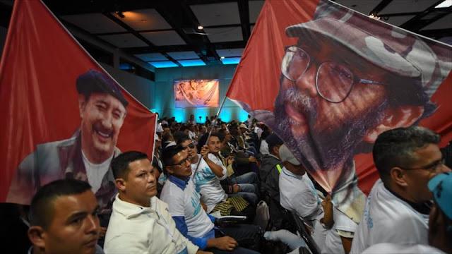 Fin de décadas de conflicto; FARC presenta su partido político